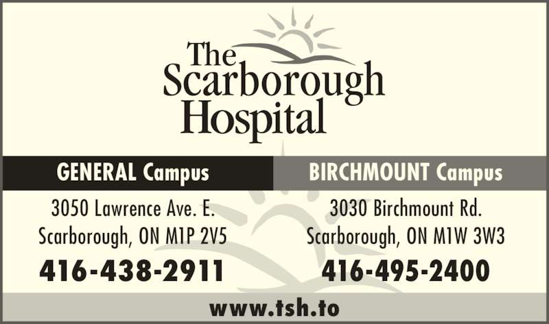 ad The Scarborough Hospital-General Campus - Breast Clinic (Mammography)