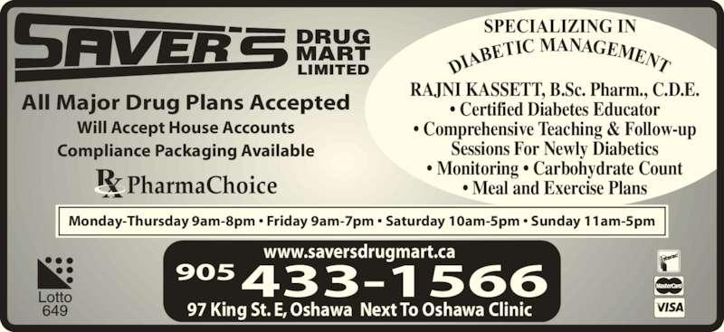 ad Saver's Drug Mart Limited