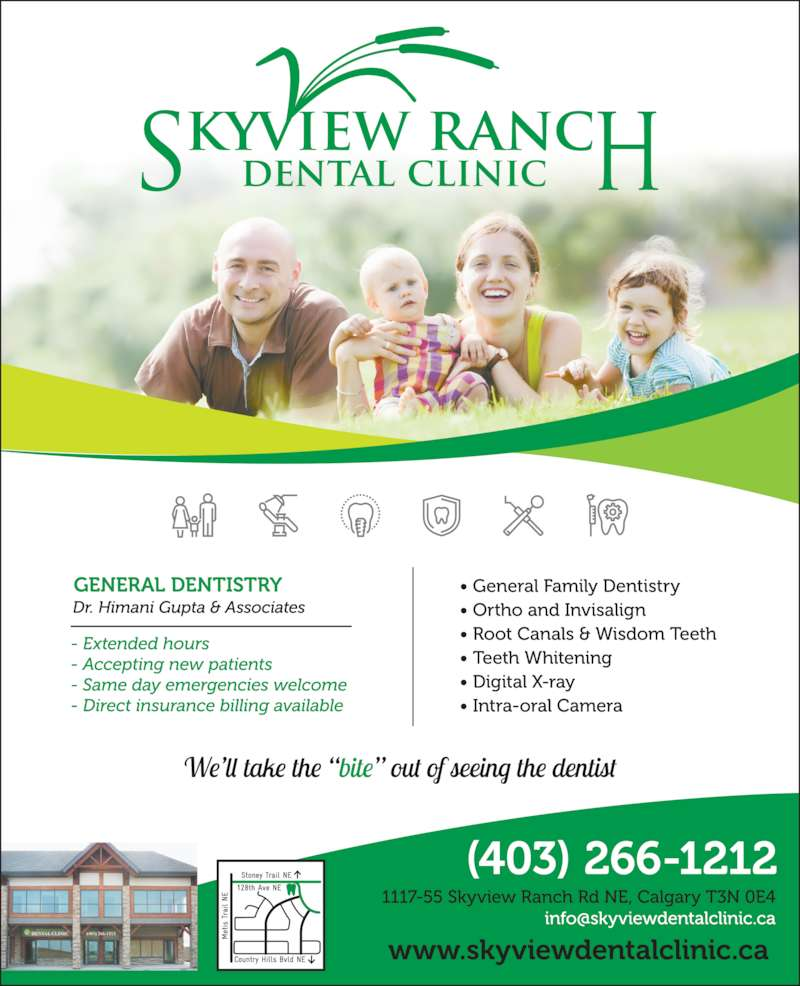 ad Skyview Ranch Dental Clinic