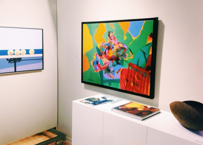 Ian Tan Gallery, Art consulting, collection building, art rentals, appraisals, framing, installation, worldwide shipping.