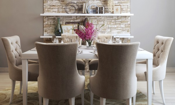 Home smarts: the spotlight is on dining room furniture