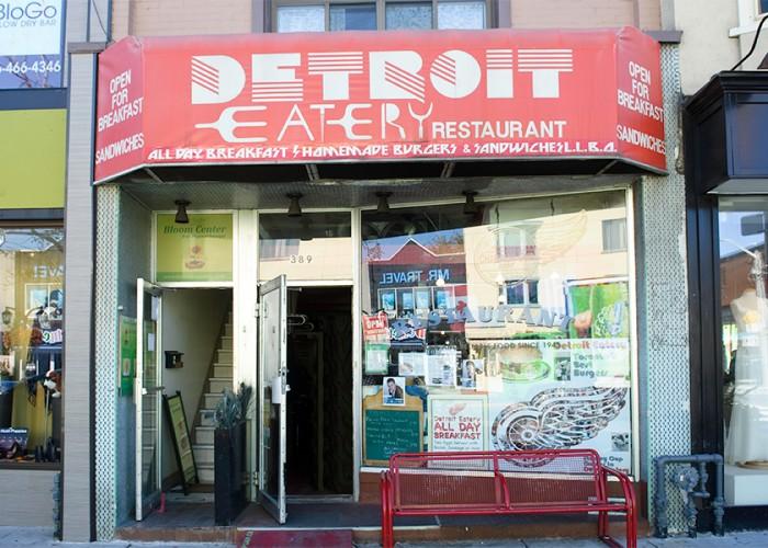 Detroit Eatery