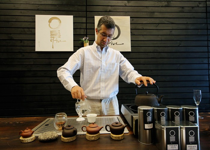 O5 Rare Tea and Kombucha Bar, tea, tea events, kombucha served on tap