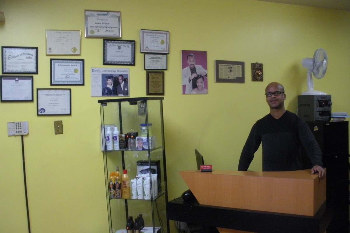 Salon Robert Allicock Montréal