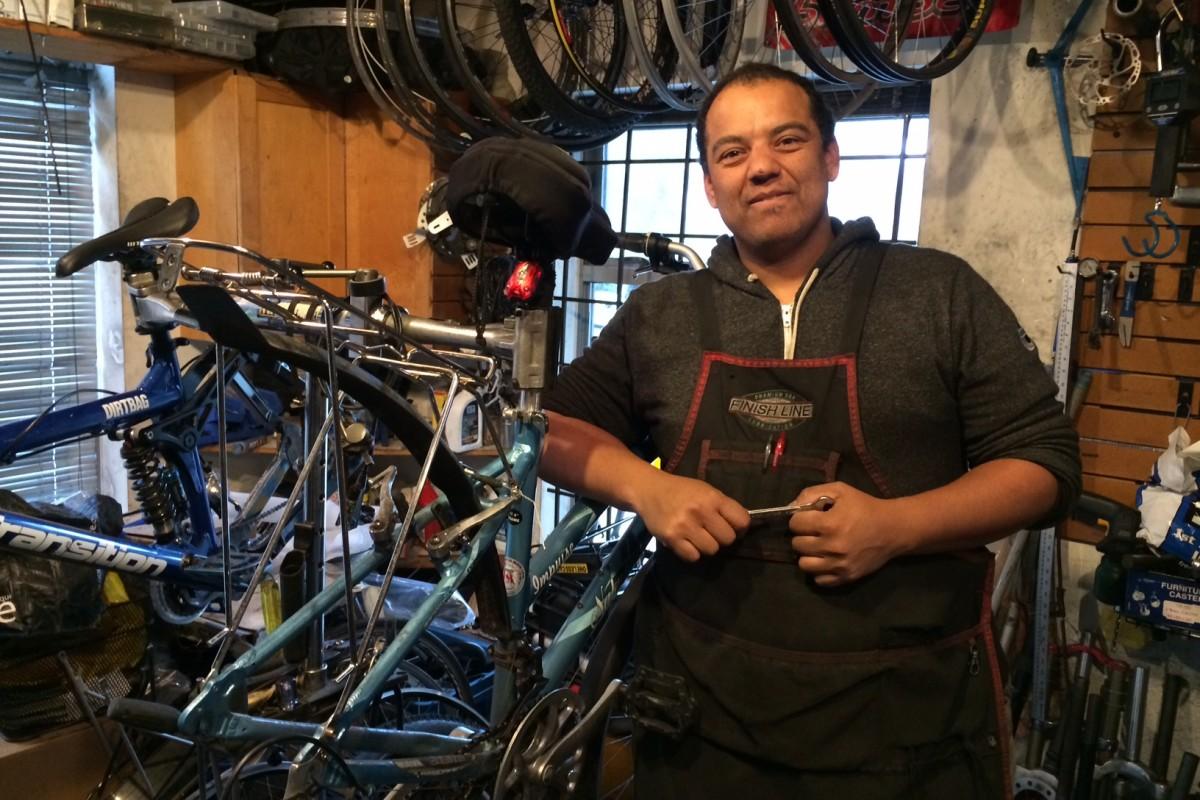 Atomic Bike Shop