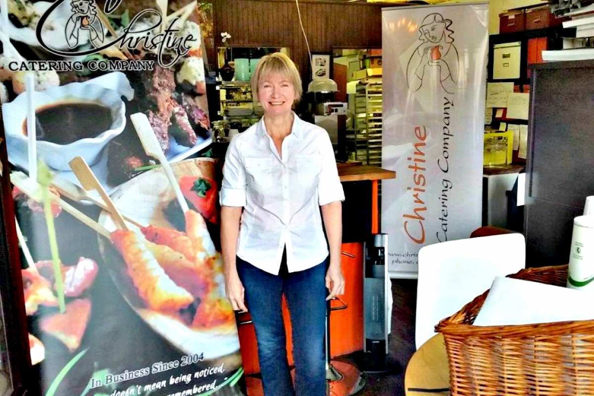 Christine Catering Co Inc