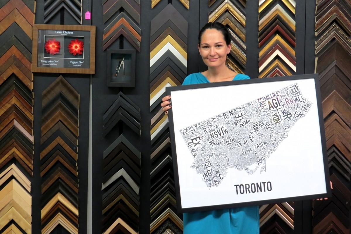 Soho Art Custom Framing Inc Toronto Business Story