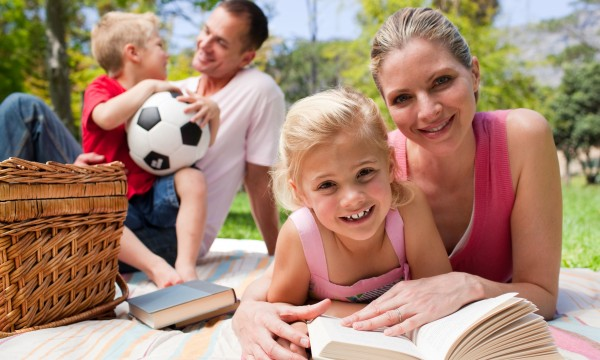 3 fun activities to get your family up, outdoors and moving!