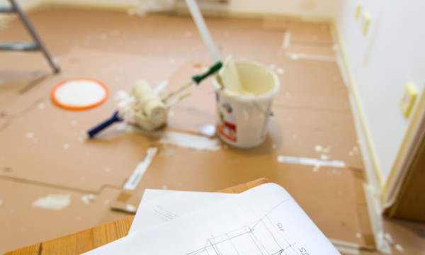 Living in your home during renovations