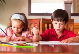 4 tricks to make homework a breeze
