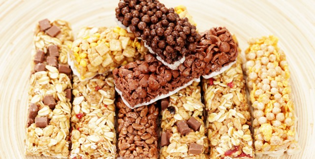 Facts and myths about energy bars