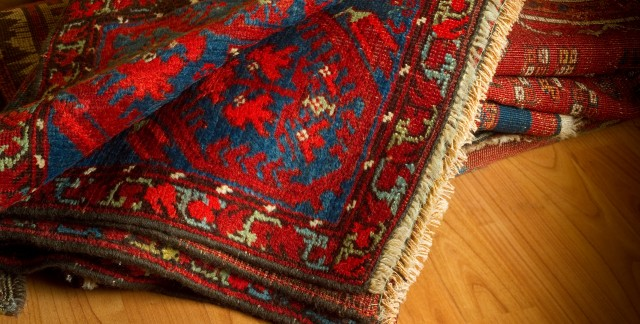 Easy Fixes for Rugs and Squeaky Floors