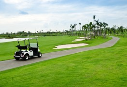 4 ways to deck out a golf cart