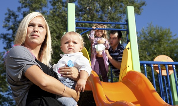 4 divorce tips for stay-at-home moms