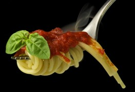 Pleasant surprise: The benefit of eating pasta