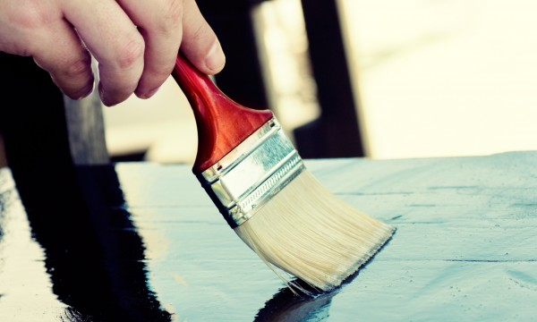 Painting furniture: some hints and a clever how to