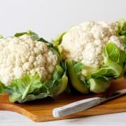 Green gardening: Growing cauliflower