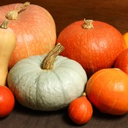 Vegetables for vitality:  winter squash