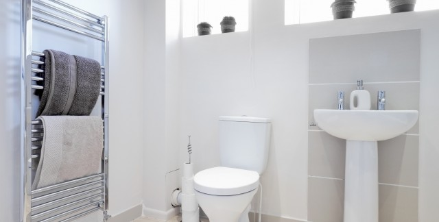 Cleaning advice to make your tub and toilet shine