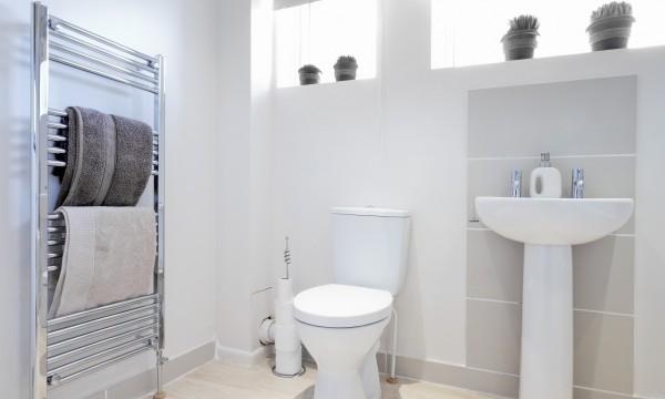 A guide to bathroom lighting