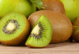 Get a vitamin c boost from kiwi fruit