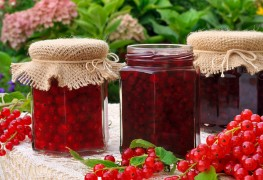 The benefits of preserving fruits