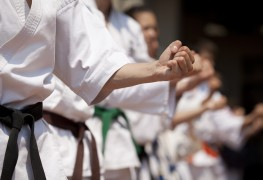 4 essential karate training tips for beginners