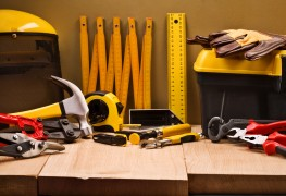 8 ways to keep your workshop or garage organized