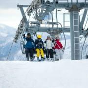 Top 5 ski destinations in Quebec