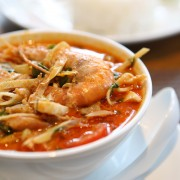 Try something different with this tasty fish soup