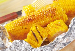 The benefits of eating corn