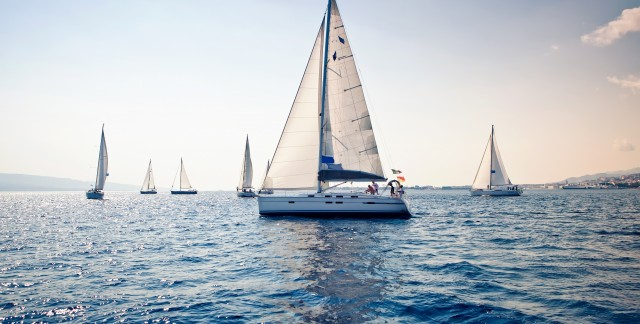 Top 5 ways that sailing is good for your health