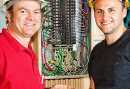 Does the idea of an electrician job spark some interest?