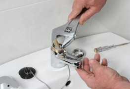 How to replace a broken faucet