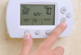 How to maximize the energy-saving benefits of electronic thermostats