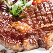 A nutritious recipe for steakhouse salad