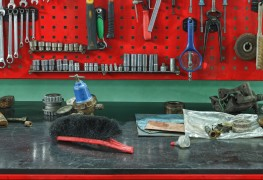 7 surefire tips for a safe and tidy workshop