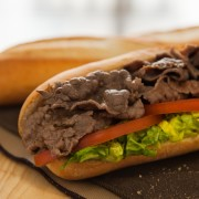 Classic sandwiches for meat lovers and vegetarians