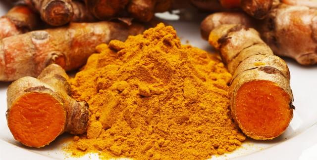 Spice-rack star: turmeric