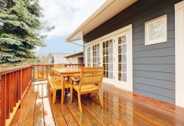 3 easy tips for maintaining your deck