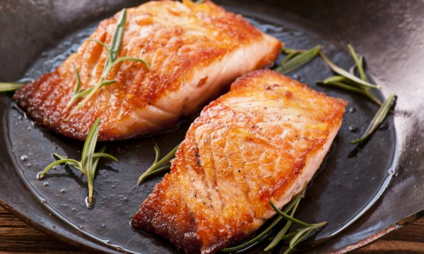 4 steps to perfectly grilled fish