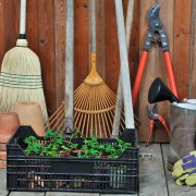 4 simple tips for organizing your garden tools