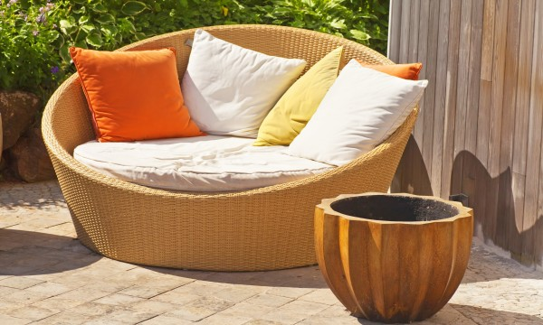 Types of patio furniture for kids