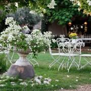 Tips to turn plain patio furniture into a backyard oasis