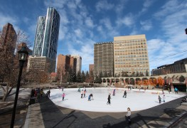 5 Christmas outdoor activities for the whole family in Calgary