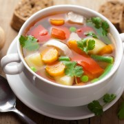 2 savoury vegetarian soups even meat lovers devour