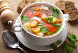 2 savoury vegetarian soups even meat lovers devour