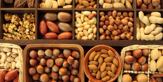 How eating nuts can help your heart