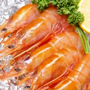 Serve up some savory shrimp with fennel and rice