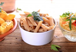 Get the most nutrition from your pasta